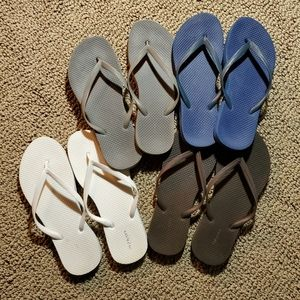 Bundle of Old Navy Flip Flops